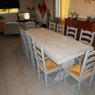 Vente Relooking table
